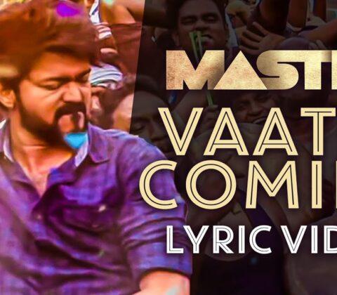 Vaathi Coming Song Lyrics